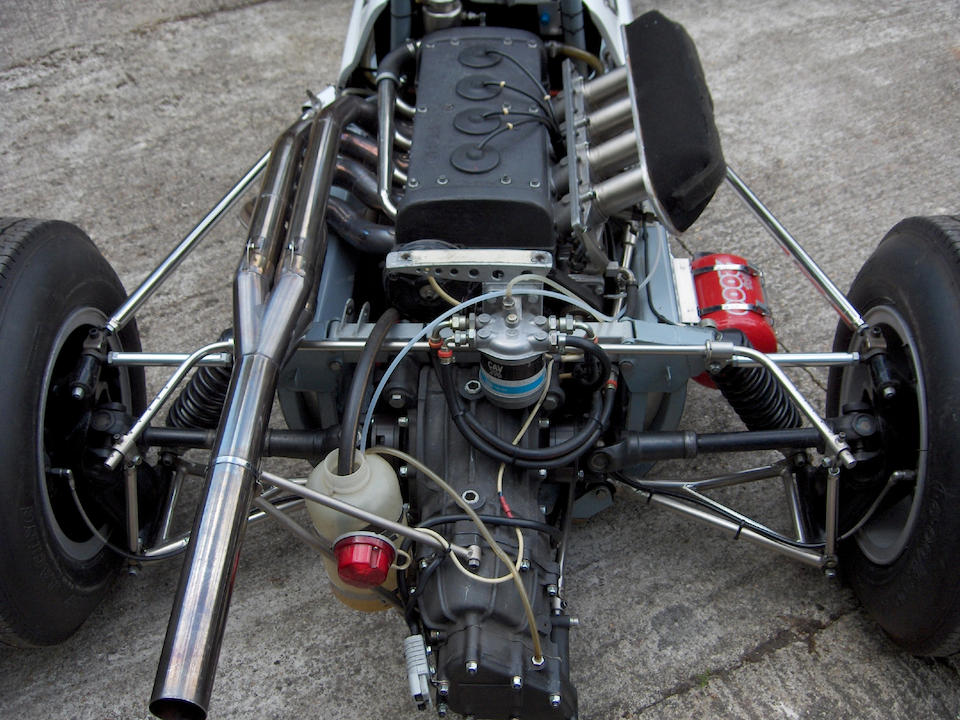 1968 McLaren-Cosworth Type M4A Formula 2 Racing Single-Seater  Chassis no. 200-18F