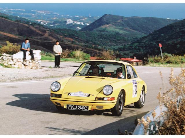 1965 Porsche Coupé  Chassis no. 300379 Engine no. 900906