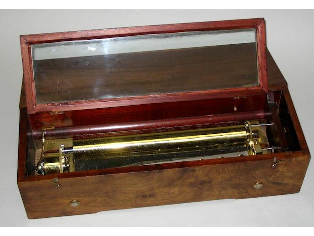 A Ducommun Girod musical box