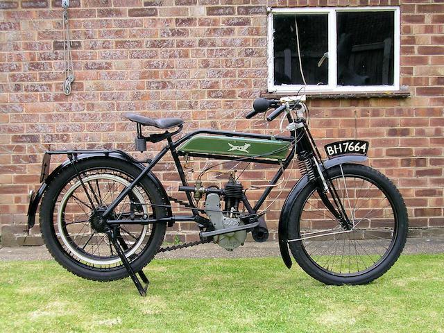 c.1914 Wolf 2.5hp Model B