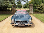 1958 Mercedes-Benz 300SL Roadster  Chassis no. 8500101 Engine no. 8500170
