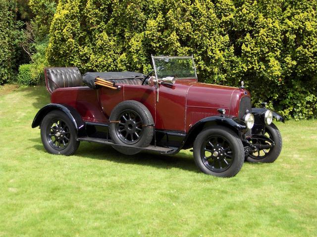 1922 Fiat 501 Roadster 1221053