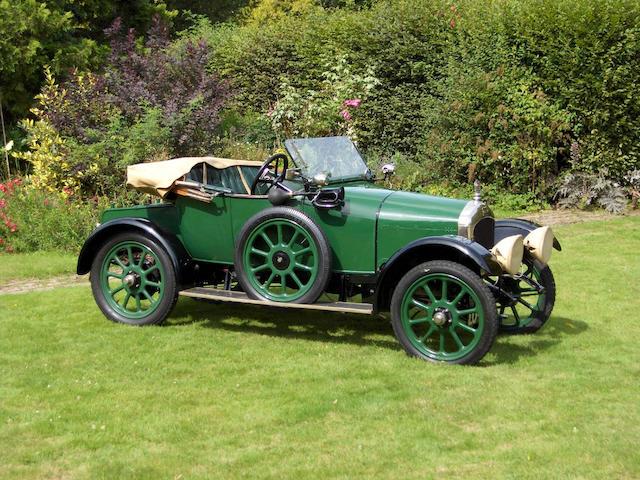 1915 Singer 10hp Tourer  Chassis no. 3454 Engine no. C3556