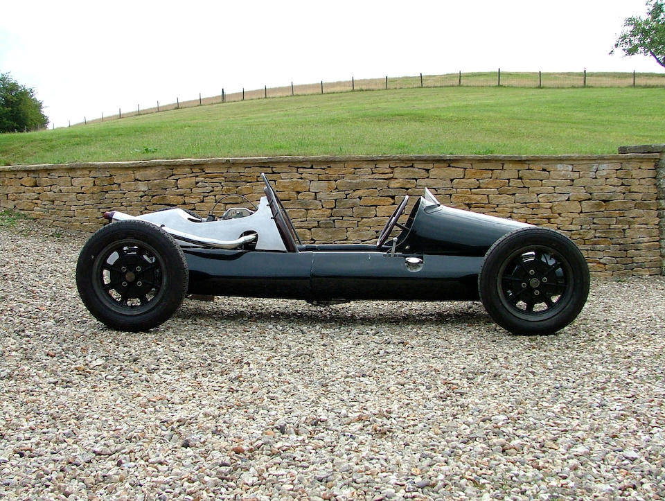 The Ex-Ron Frost/Arnold Stafford/Sid Jensen,1953 Cooper Mark VII 500CC Formula 3 Racing Single-Seater  Chassis no. MK7/11/53 Engine no. 79257/4