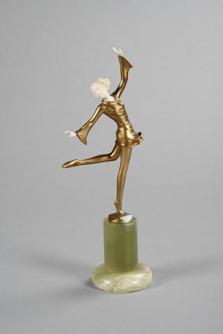 A Lorenzl figure
