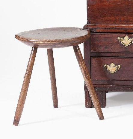 A 19th Century sycamore centre table,