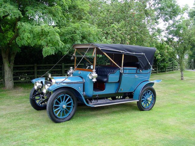 1910 Austin  Endcliffe