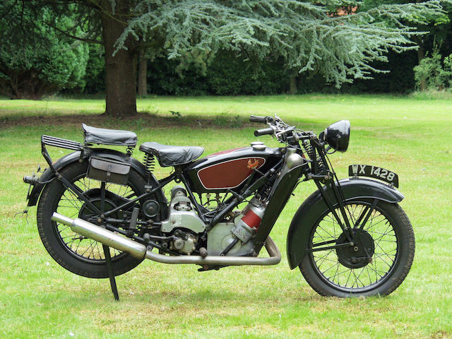 1929 Scott Squirrel,