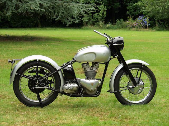 c.1955 Triumph Tiger 100,