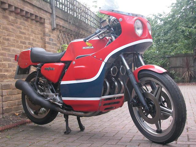1978 Honda CB750 K2 Phil Read Replica  Frame no. CB750G-1013857 Engine no. B750GE-1011804