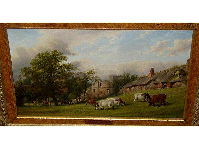 Thomas Baker of Leamington (1809-1864) British