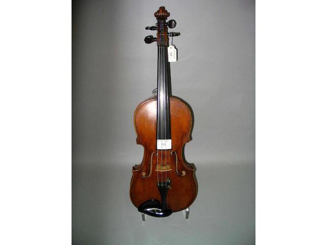 A Violin of some quality ca 1800