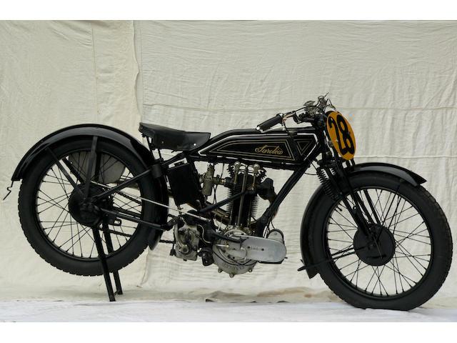 1928 Sarolea 500cc TT Racer,