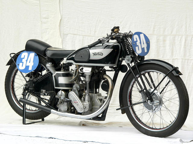 1934 Norton International,