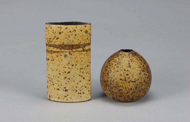 Joanna Constantinidis a globular Pot Height 4 1/2in. (11.4cm)