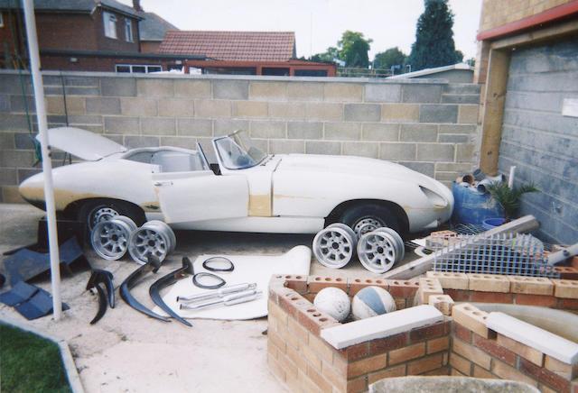 1990 Jpr Wildcat Jaguar E Type Replica
