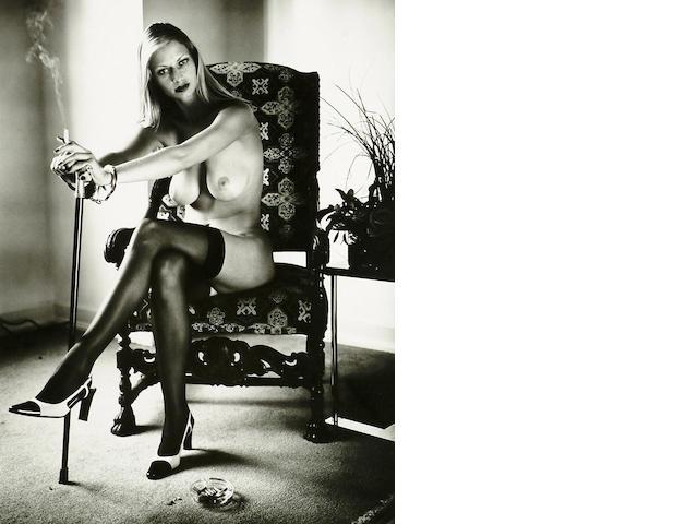 Helmut Newton (German, 1920-2004) Cyberwoman 7, 2000 33 x 25.5cm (13 x 10in)