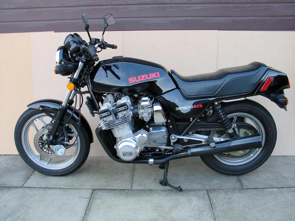 1982 Suzuki GS1600EZS 'The Six'