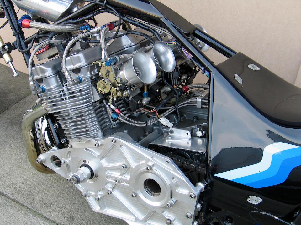 1978 Kosman Suzuki 1,260cc Competition Bike  Engine no. GS110X 100963