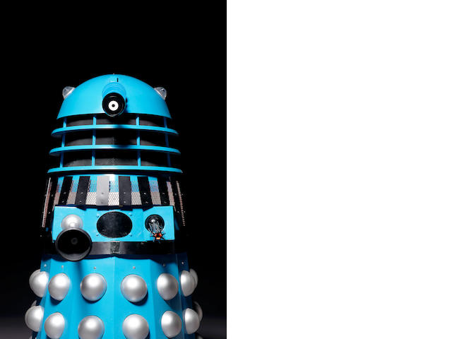 To be sold to benefit The Great Ormond Street Hospital Children's Charity.The Dalek Supreme (aka The