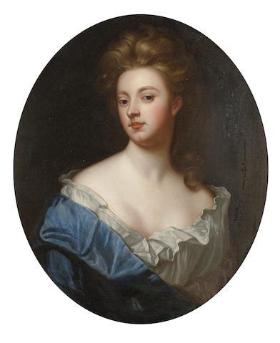 After Sir Godfrey Kneller, 18th Century Portrait of Sarah Churchill, Duchess of Marlborough, 74.5 x