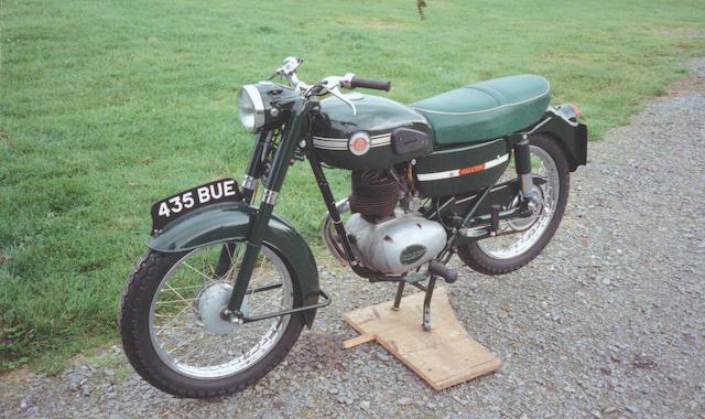 1960 Francis-Barnett 199cc Falcon 87