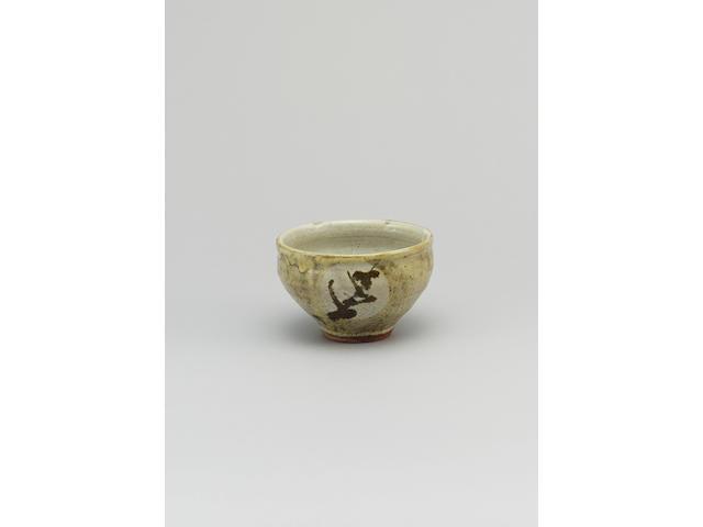 Hamada Shoji a Chawan or Teabowl Diameter 5in. (12.6cm)