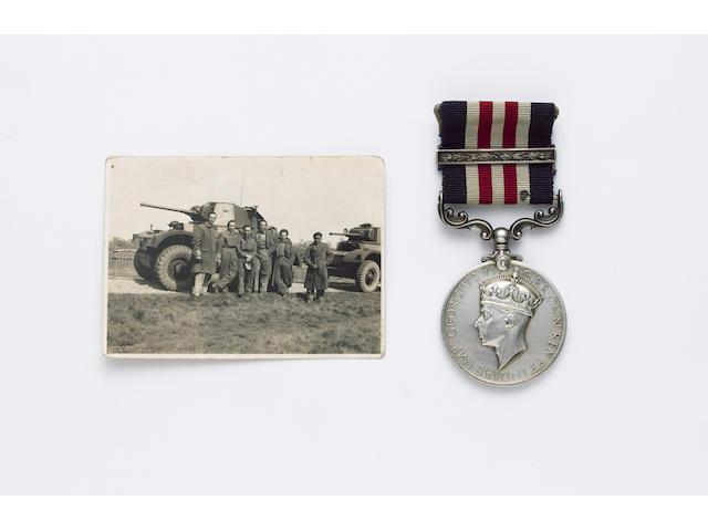 Military Medal,