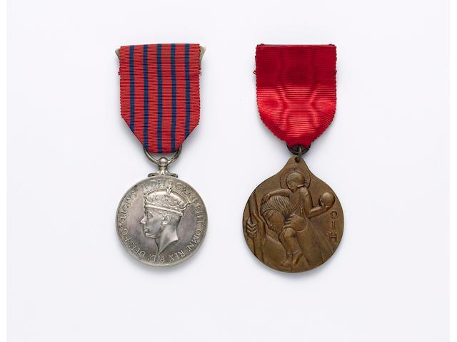 George Medal,