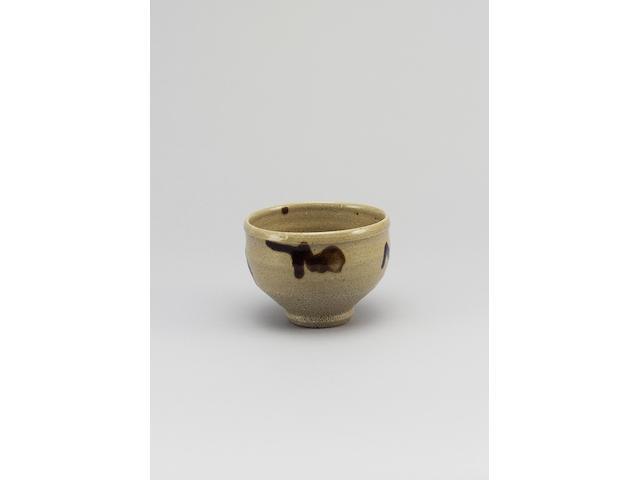 Hamada Shoji a Chawan or Teabowl Diameter 4 7/8in. (12.4cm)