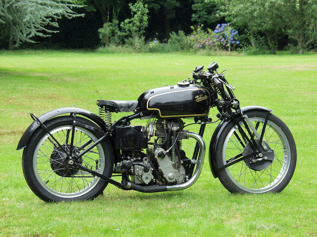 c.1936 Velocette KTT 'MkVI Replica' Racing Motorcycle