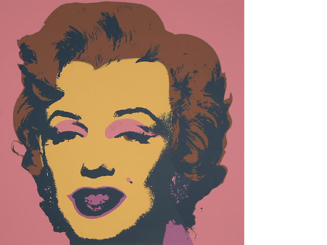 After Andy Warhol (American, 1928-1987) Marilyn Monroe all unframed, each 91 x 91cm (35 3/4 x 35 3/4