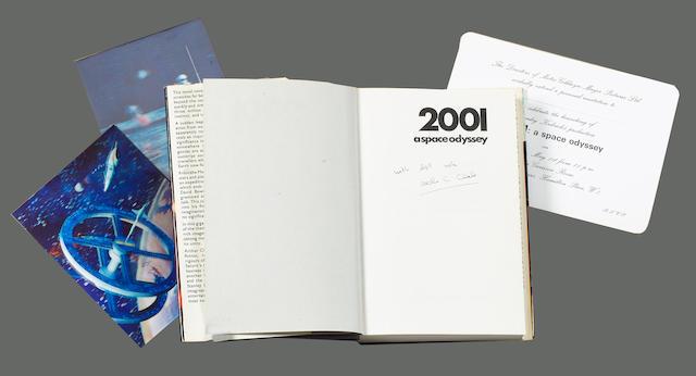 '2001: A Space Odyssey' memorabilia, 1968,