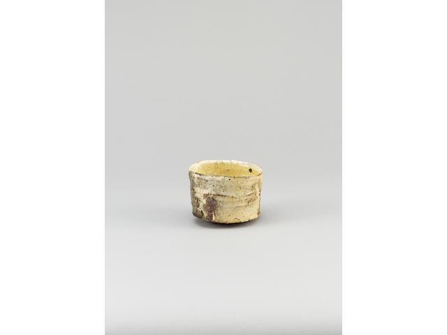 Tsujimura Shiro a Chawan or Teabowl, 2002 Maximum Width 4 1/4in. (11cm)