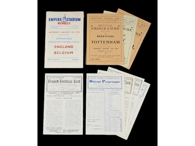 1940s Programmes,