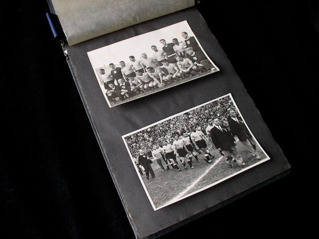 1950 World cup album,