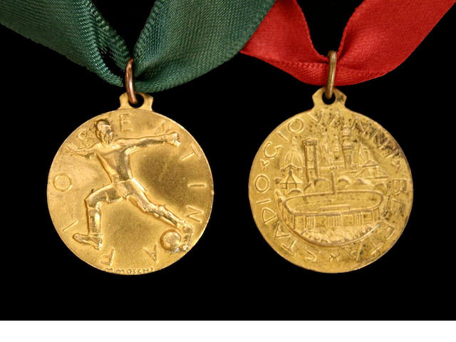Early Fiorentina Medals,