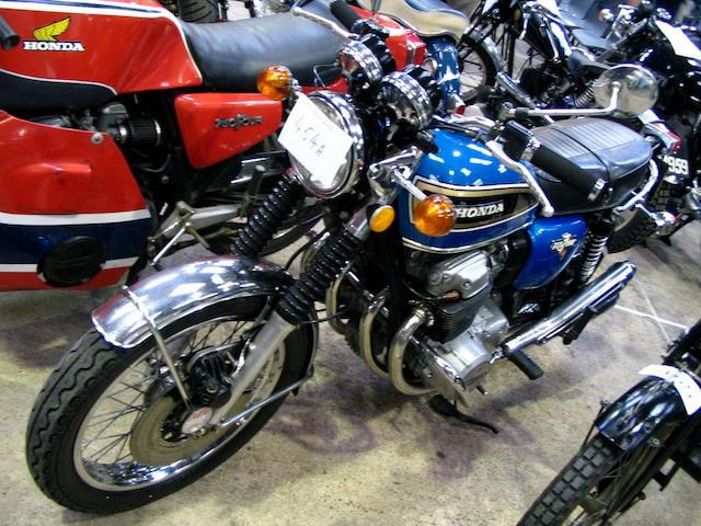 1976 Honda CB750 K6,