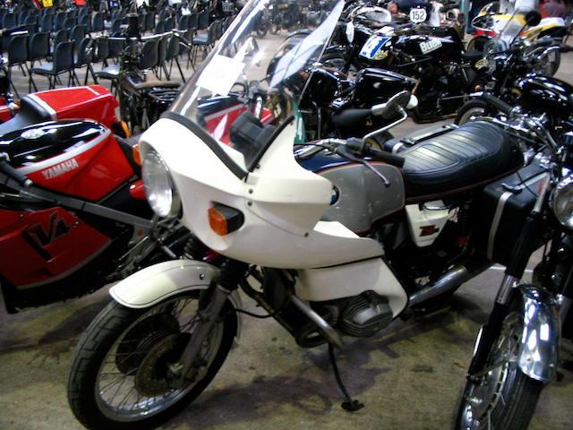 1977 BMW 750cc R75/7