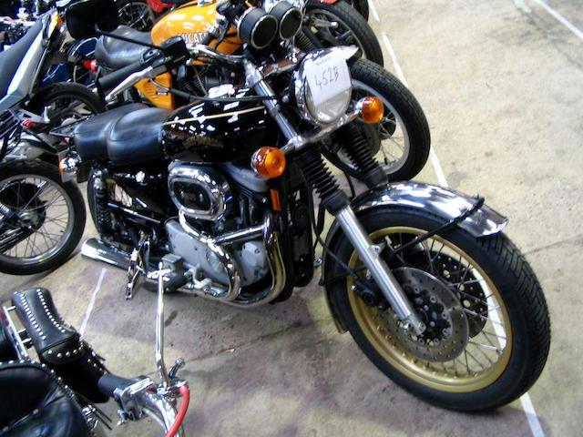 Harley Davidson Sportster Sport Special,