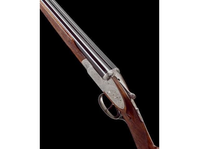 A fine 28-bore (2¾in) sidelock ejector gun by L. Tilman, no. 151285