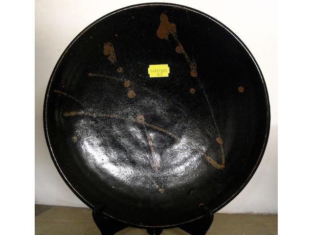William Marshall a large Dish, circa 1965 Diameter 13 1/4in. (33.5cm)