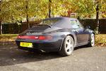 1997 Porsche 911 Type 993 Carrera 4 Cabriolet  Chassis no. WP0ZZZ99ZVS370662