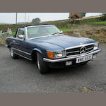 1982 Mercedes-Benz 380SL Convertible 10704522020349