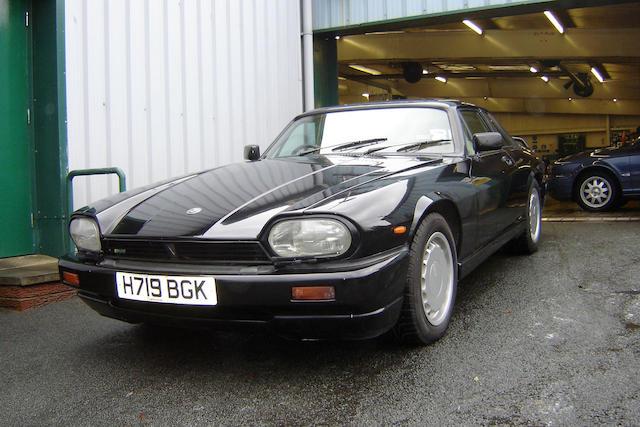 1991 Jaguar XJR-S Sport 6.0-Litre Coupé SAJJSAES3BB171164
