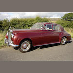1956 Rolls-Royce Silver Cloud Saloon SYB-8