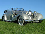 1938 Mercedes-Benz 540K Cabriolet 'A'  Chassis no. 169397 Engine no. 169397