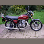 Property of a Deceased Estate,1978 Honda CB400F2