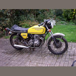 Property of a Deceased Estate,c.1978 Honda CB400F2