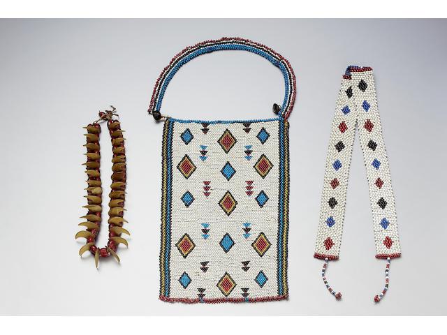 A Zulu necklace